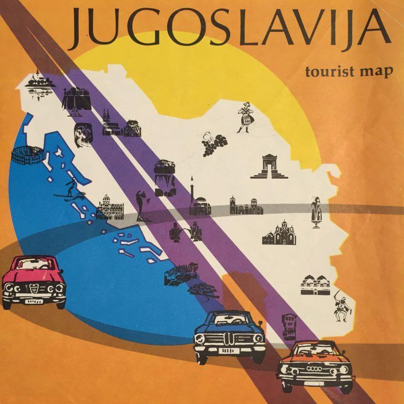 1981 Map