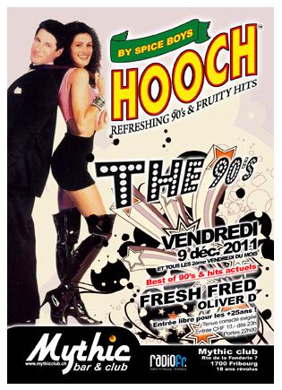 Hooch club